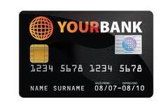 Банковская карта с кредитным овердрафтом