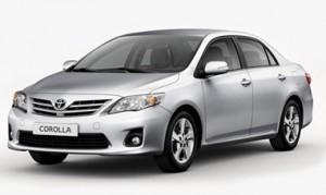 Toyota Corolla автокредит