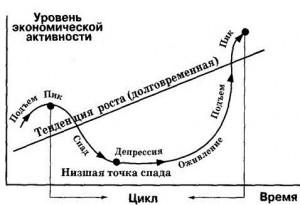 экономический цикл и его фазы